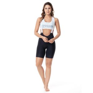 Pantaloneta Con Cargaderas Evans Para Mujer