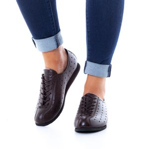 Zapatos Torino Brown Para Mujer
