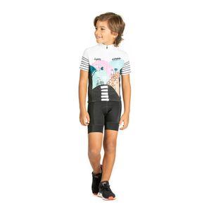 Camisa Manga Corta Dolce Giro Junior