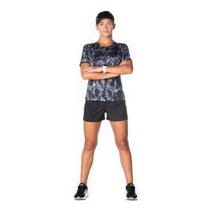 Camisa Manga Corta Brillare Para Mujer
