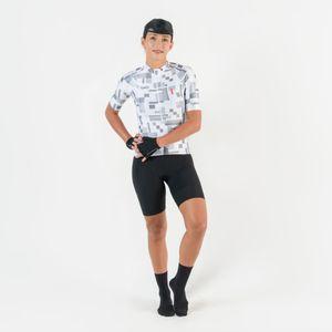 Camisa Manga Corta Immagine Para Mujer