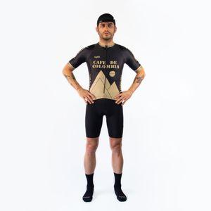 Camisa Manga Corta Café De Colombia D'Oro Para Hombre