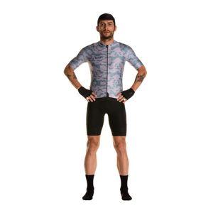 Camisa Manga Corta Camuffare Para Hombre