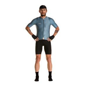 Camisa Manga Corta Giada Para Hombre
