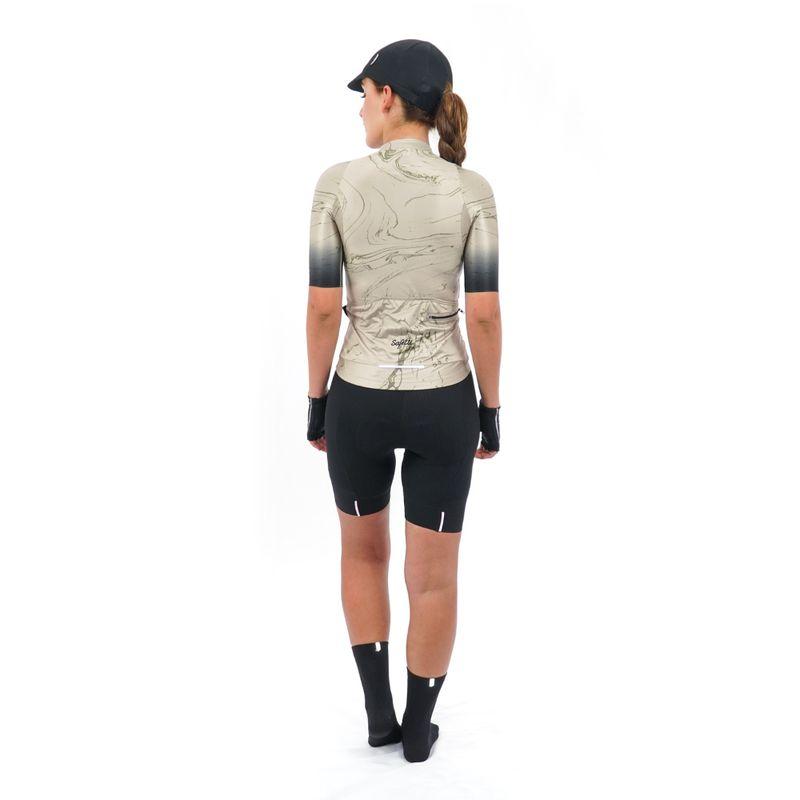 Camisa-manga-corta-Capi-para-mujer