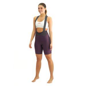 Pantaloneta Toscana 2.0 Vino Para Mujer