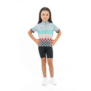 Camisa Squares para Niños