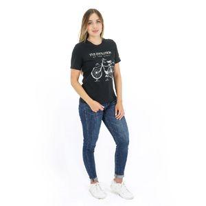 Camisa Manga Corta Evolution para Mujer